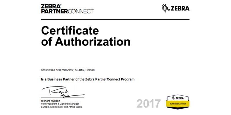 Autoryzowany Serwis Zebra
