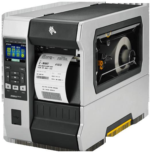 Serwis drukarek termicznych