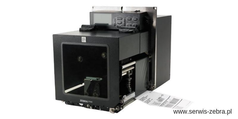 Mechanizmy drukujące Zebra ZE500