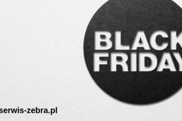 Black Friday: tańsze usługi serwisowe i zakup etykiet