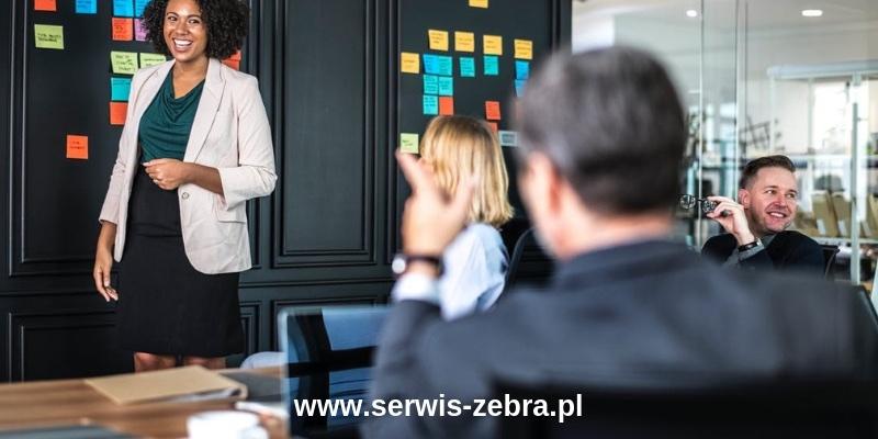 Drukarka Zebra - serwis Wrocław