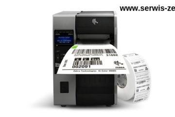 Używane drukarki Zebra