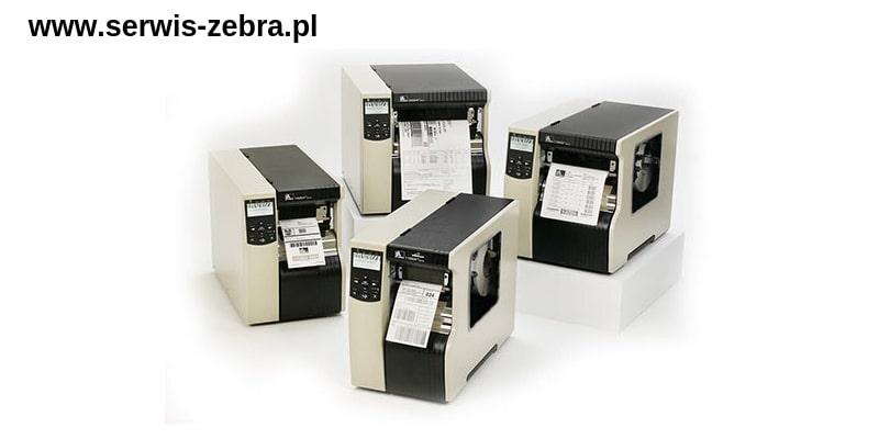 Drukarki Zebra Xi4 - elementy obudowy zewnętrznej