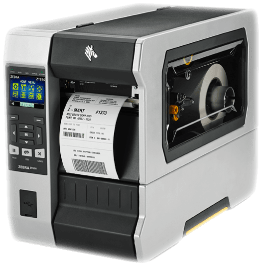 Naprawa drukarki Zebra